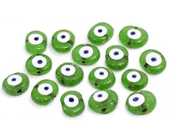 Yeşil Nazar Boncuğu