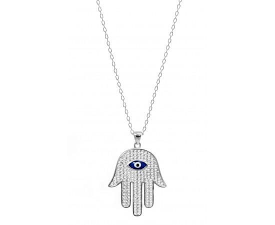 Fatma Ana Eli Kolyesi Gümüş