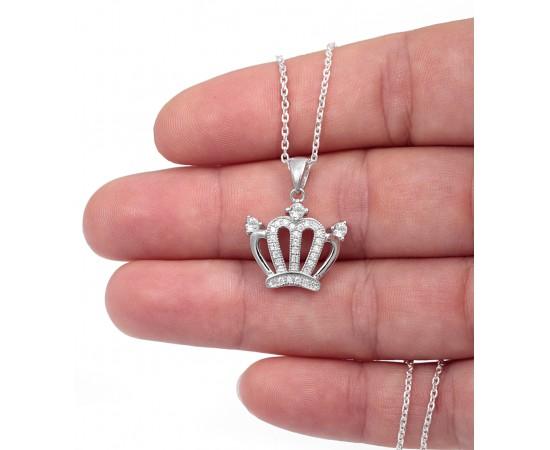 Gümüş Prenses Kolyesi