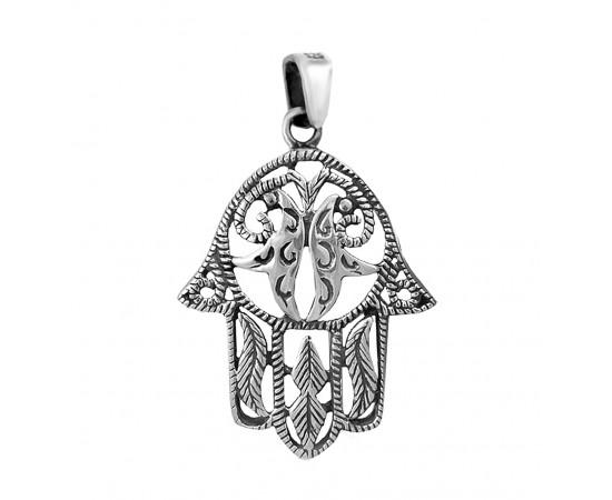 Gümüş Fatma'nın Eli Kolye Ucu