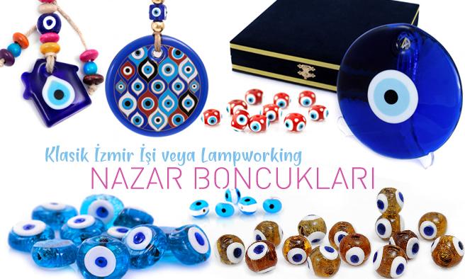 Cam Nazar Boncuğu